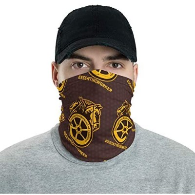 Teamsters Gift UPS Branch Neck Gaiter  face mask cover  dust mask  washable  reusable mask