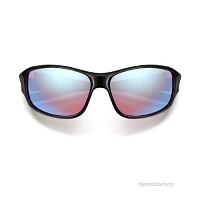 Pilestone Red-Green Color Blind Glasses TP-028 Sporty Style Rose Lenses