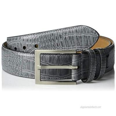 Greg Norman Men's Croco Belt