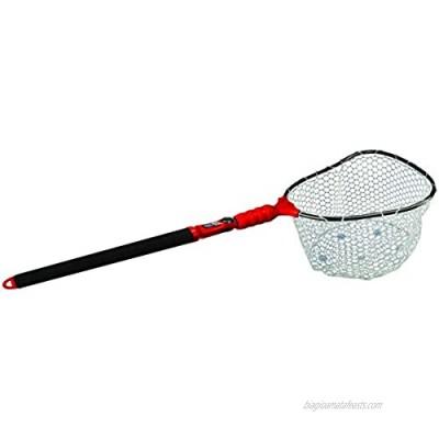 "EGO S2 Slider Fishing Net  Ultimate Fishermen's Tool  Telescoping Handle  Replaceable Head  Salt & Freshwater  2 Year Warranty  29-60"" Handle"