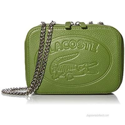 Lacoste Croco Crew Chain Shoulder Bag