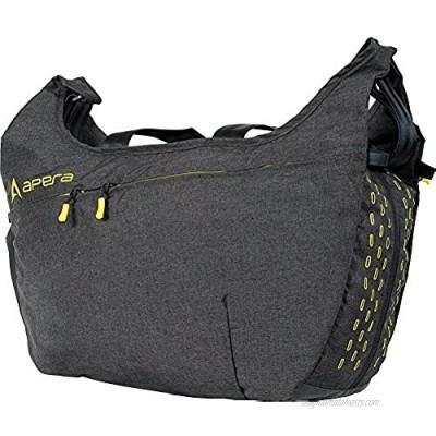 Apera Yoga Tote Fitness Bag  Graphite