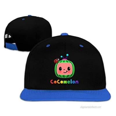 Co-Co-Melon Baseball Cap Adjustable Lightweight Hat Breathable Sunhat for Kids  Boys  Girls  Youth