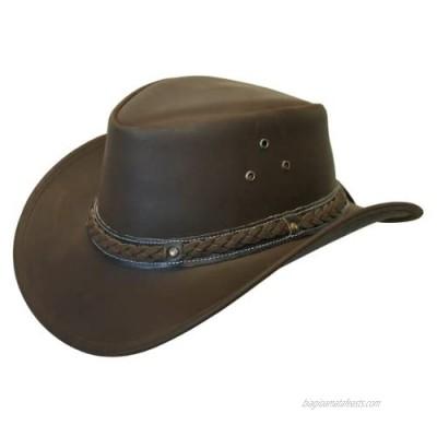 Cov-ver Hats COV-VER A1001 Brown US L