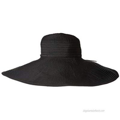 San Diego Hat Co. Women's RBXL202OSBLK  Black  One Size